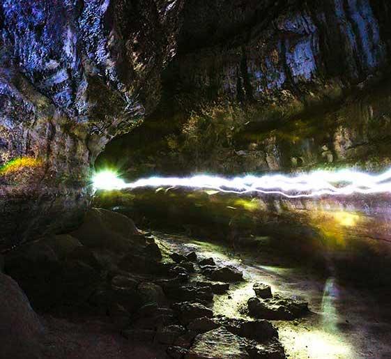 Ape Caves - South Cascades - Longview, Washington