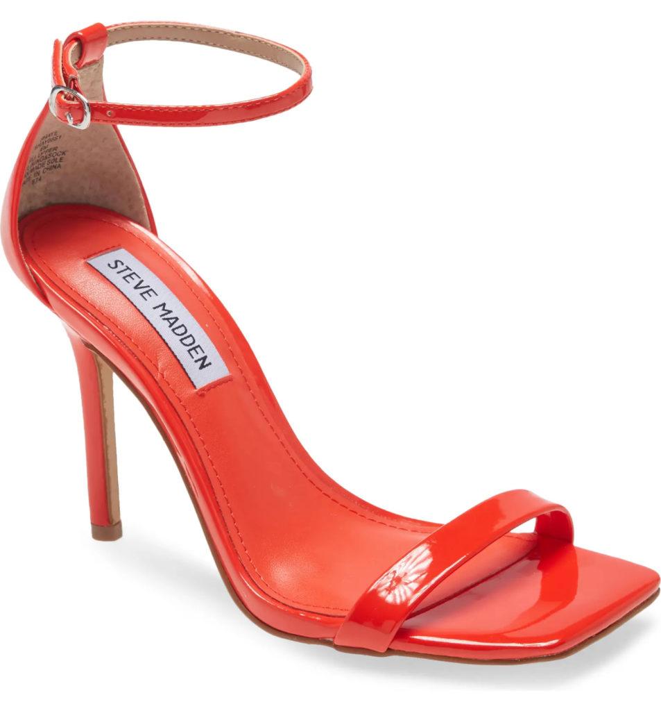 Steve Madden Shaye Ankle Strap Sandal