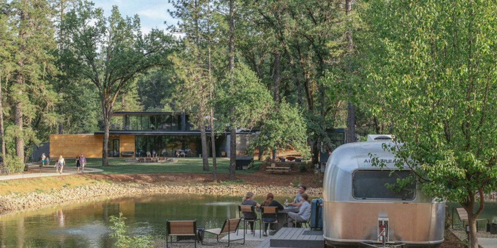 Cabins at Autocamp Yosemite